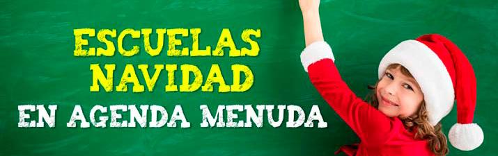 Anuncia tu Escuela de Navidad