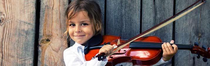 ¿Quieres que tus hijos aprendan música?