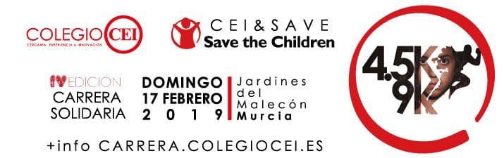 IV Carrera Solidaria CEI&SAVE