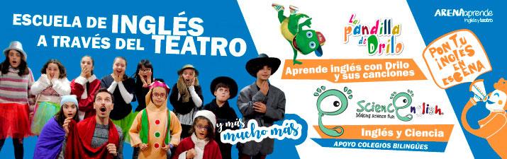 Escuela de Inglés y Teatro